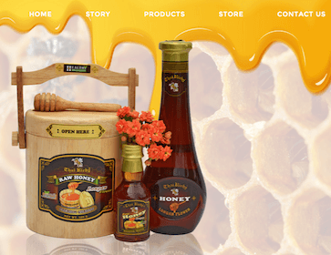 raw honey singapore