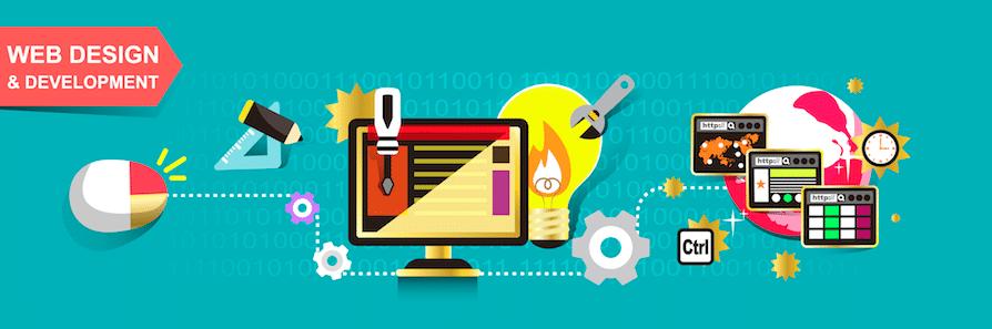 web design and development sg