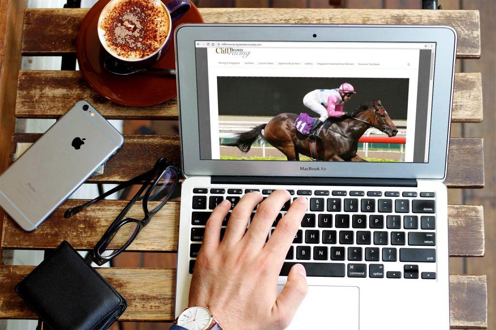 horse trainer singapore