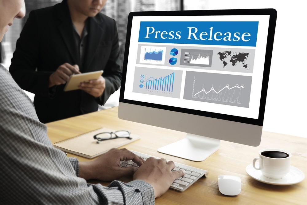 press release seo